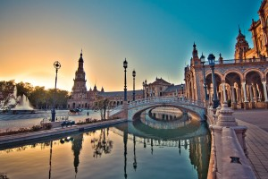 Great Countries to Visit on Spring Break, traveling in Europe in the spring, study abroad students, spain