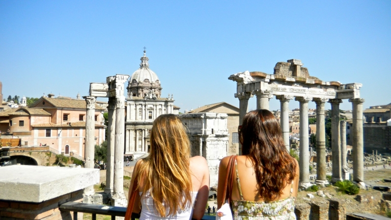 Study abroad in Italy, Diplomatic Landmarks to Visit When You Study International Affairs in Italy, john cabot university, study abroad in rome,