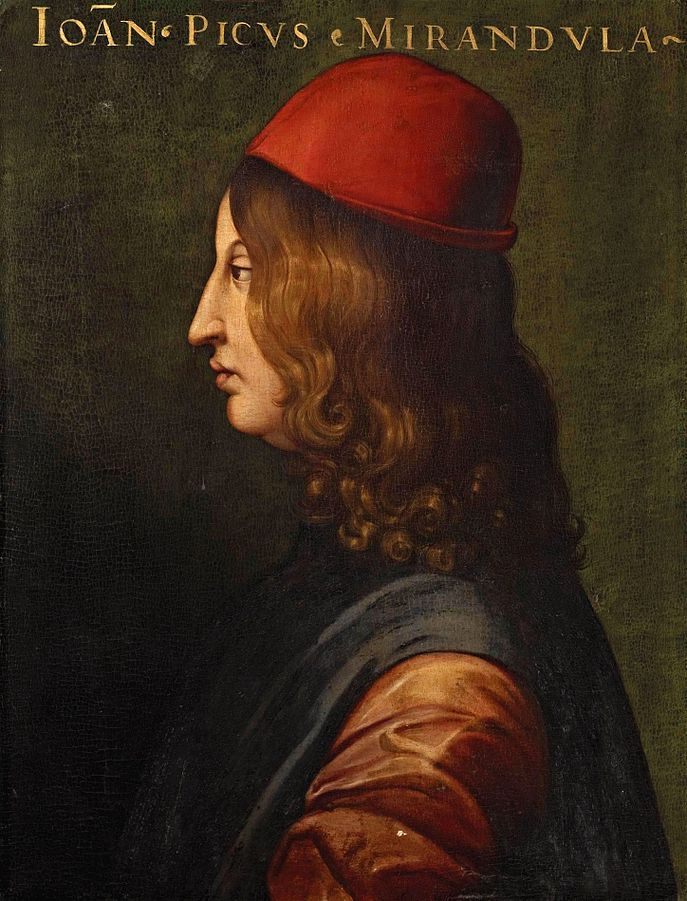 """Pico della Mirandola, """"Oration on the Dignity of Man"""", Paolo Uccello's """"Presentation of the Virgin"""", art history, Italian studies, studying in italy, Completing Your Italian Studies in Italy, Here are 3 Factors that Helped Create the Italian Renaissance"""