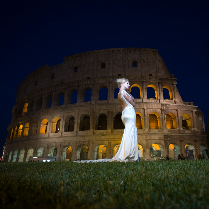 Many of our wedding symbols originated in ancient Rome