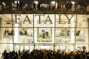 Eataly store in Piazza della Repubblica, Italian food, what to do in Rome, italian food, study abroad in Rome