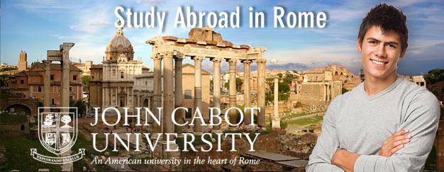 jcu classes, jcu student experiences, study abroad in Rome