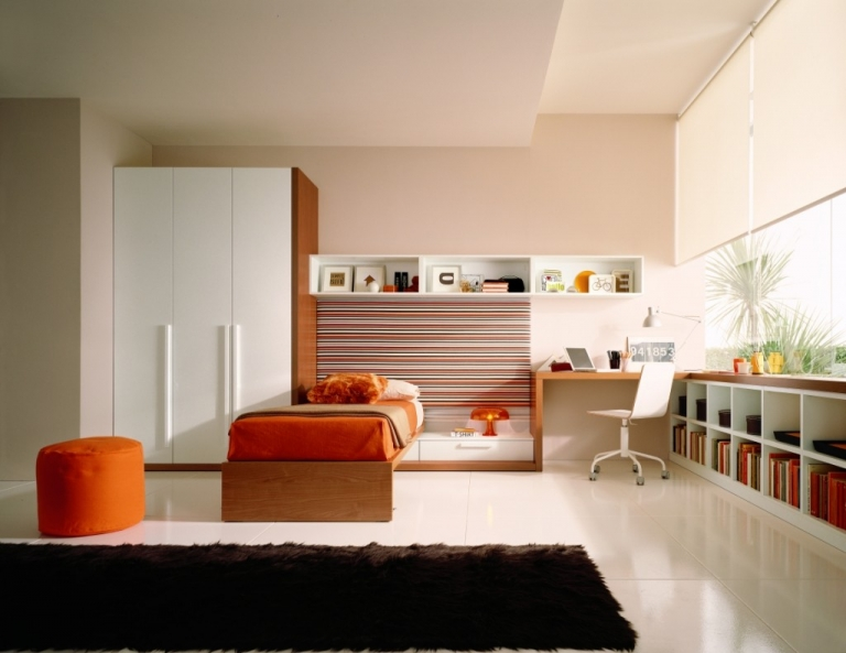 Viale Trastevere Bedroom, 装扮你的房间, jcu chinese students