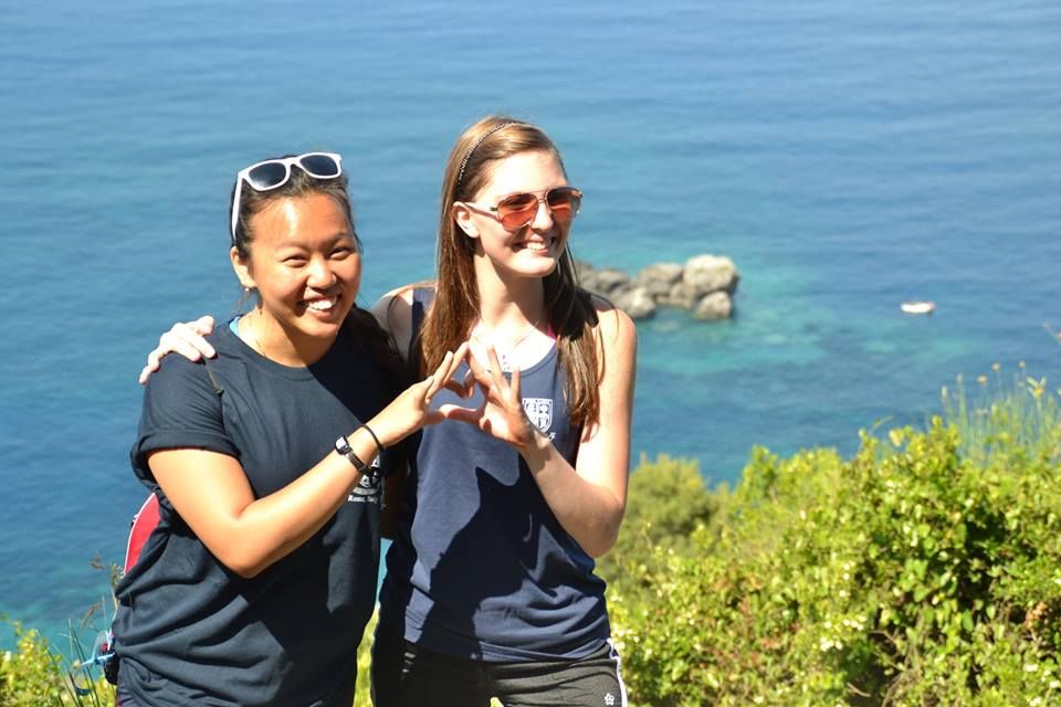 study abroad in Italy, john cabot university students, tips for studying abroad, students traveling around europe