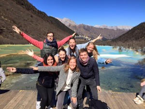jcu student spotlight, jcu spanish speaking students, study abroad in Rome, jcu student life