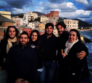 Alessandro Mazzarisi, marketing john cabot, studenti di marketing, studiare all'estero, italian students jcu