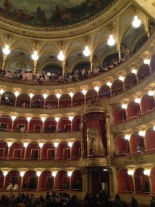Rome for Theater Lovers, jcu student life, studying abroad in Rome, teatro argentina