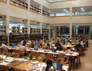historia del arte, art history library rome, pimms, Places to study in Rome with free WIFI, libraries in rome, study abroad in rome, jcu student life