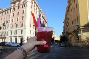Via Trionfale neighborhood, la sora maria, rome, granitas in Rome, jcu student life, discovering rome, summer in Rome