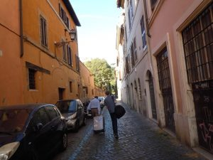 trastevere, rome, parents perspective on study abroad, why you should send your children to study abroad, jcu parents