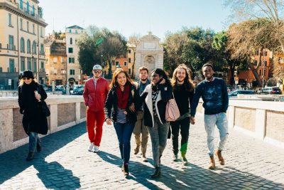 study abroad, study abroad experiences, why you should study abroad, john cabot university, rome, pantheon, international friends