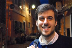 market majors jcu, italian students at jcu, jcu student spotlight, studying in Rome