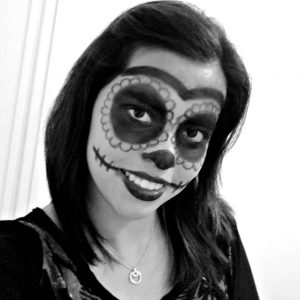 mexican students at jcu, studying abroad in Rome, day of the dead, diversity at jcu