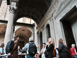 transfering to john cabot university, jcu students, study abroad in Rome, learning outside the classroom, suny exchange