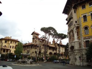 piazza mincio, Quartiere Coppedè, Unusual Must-See Roman Sites, studying abroad in Rome