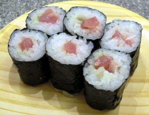 mejores restaurantes de sushi en Roma, sushi in Rome, sushi jo, spanish speaking jcu students