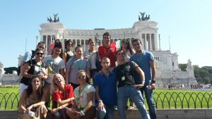 Cristian Tracci, jcu student spotlight, ted talks, ted x youth, studying abroad in Rome