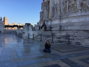 jcu student spotlight, student experiences in Rome, study abroad