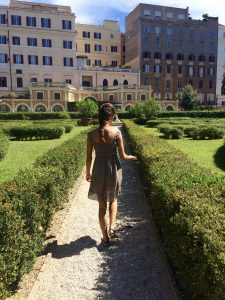 jcu student spotlight, john cabot university students, studying abroad in Rome, degree seeking students abroad