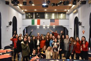 John cabot university, study abroad in Rome, Chinese culture club, JCU clubs, Chinese students in Rome