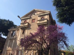 Garbatella, discovering Rome, studying abroad in Rome