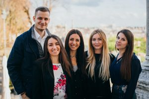 studying abroad in Rome, John Cabot University, JCU student life