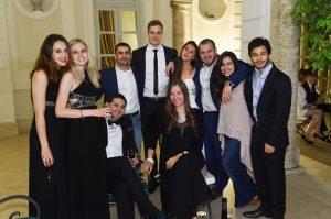 studying abroad in Rome, John Cabot University, JCU student life, graduation, JCU gala