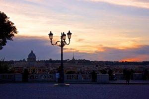 literary landmarks, literary culture in Rome, study abroad in Rome,  English Literature Majors in Rome, piazza di Spagna, Monte-picio