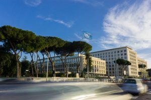 Piazza del Quirinale, International Affairs and Political Science Majors, palazzo Spada, Piazza Farnese, Via Veneto, FAO building, travel in Rome, study abroad in Rome, Food and agriculture building Rome, United Nations Rome