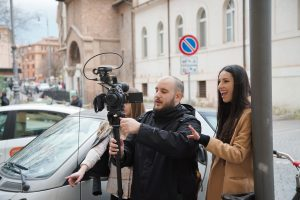 JCU Department of Communications, JCU youtube, study abroad rome, john cabot univeristy, tv production classes