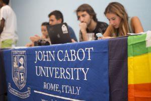 John Cabot University, Rome, study abroad