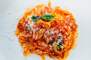 Roman Pasta Dishes You Must Try, study abroad in Rome, study in Italy, Italian food, Italian culture, amatriciana