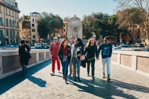 JCU Resources, John cabot Health and Wellbeing office, study abroad in Rome, study in Italy, John cabot students, trastevere,
