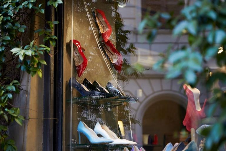 Shopping in Rome, study abroad in Rome, Italian shoes, fashion in Italy, via dei condotti, via del corso, via nazionale