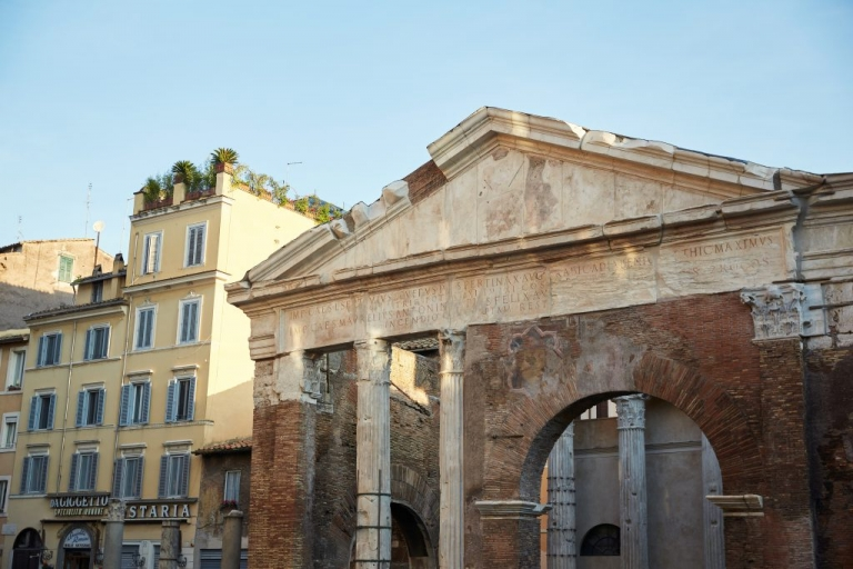 Beyond Trastevere: The Jewish Ghetto, exploring Rome, study abroad in Rome, American university abroad,