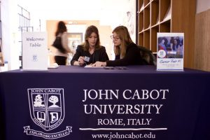 JCU Resources: Career Services, John cabot university career services, getting a job after graduation, John cabot university, study abroad in Rome, International schools abroad