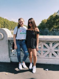 Study Abroad Student Spotlight, Jordana Comiter, study abroad in Rome, Tulane University's Spring Scholars program, American Universities in Rome, International schools in Italy, reasons to study abroad, jcu students