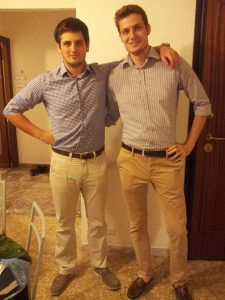 JCU Alumni, Filip and Lazar