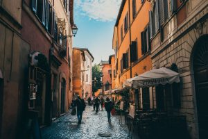 What to buy in Rome: Study abroad JCU