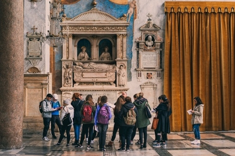 Art lovers will never forget their study abroad program in Italy