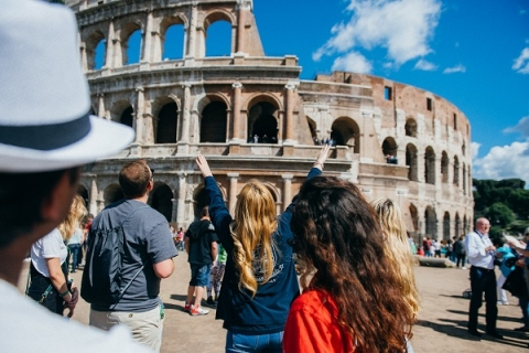 Experience something new every day when you study abroad in Italy
