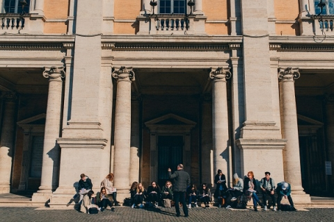 study abroad Rome
