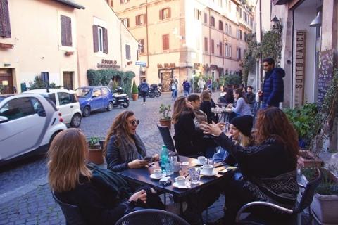 American universities in Italy