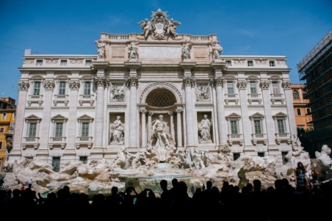 Students in Rome have the opportunity to see world-famous works of art and architecture