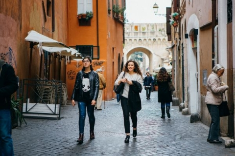 A study abroad program is a great way for Italian-American students to connect with their heritage