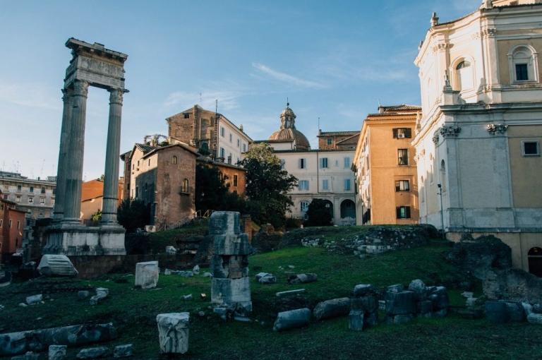 Rome's Birthday