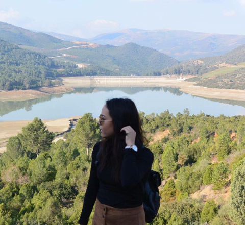 Escaping to less urban areas while studying abroad can be calming and show you different perspectives