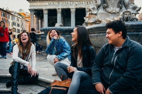 Studying abroad is an opportunity to see the world from a different perspective