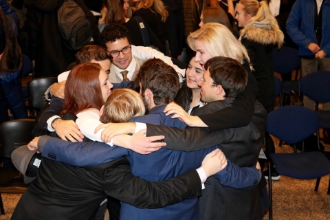 Extracurriculars like Model UN are great ways to broaden your worldview