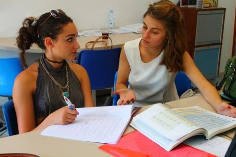 English language University in Italy